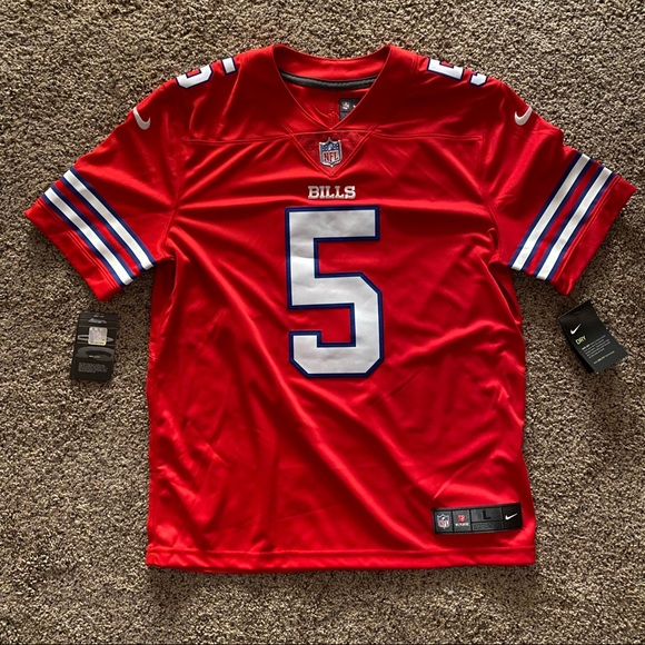 tyrod taylor jersey color rush